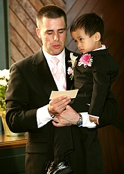 children in wedding ceremonies